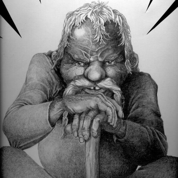 Lotr: Gimli, de dappere dwerg