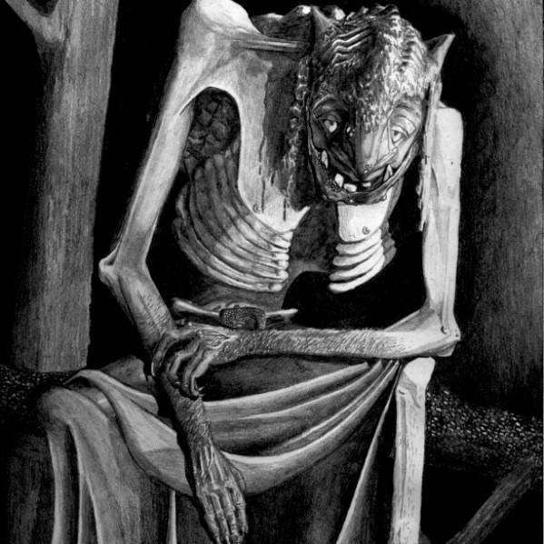 Lotr: Gollum, de gespleten, tragische hobbit
